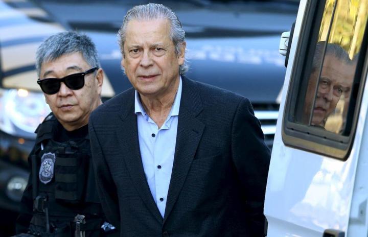 japa dirceu 720x464 - Se cuida Underwood: Netflix fará série sobre corrupção no Brasil