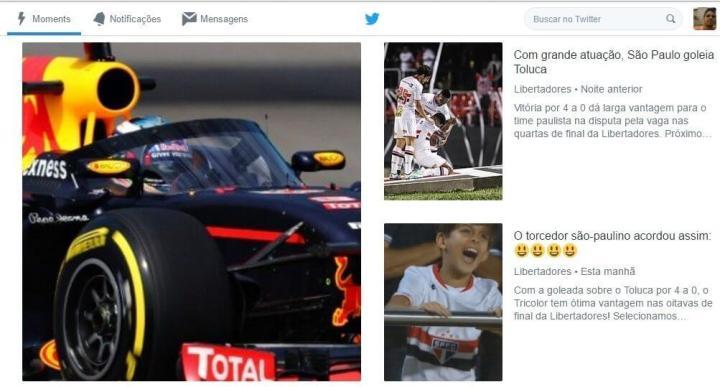 moments twitter 720x387 - Twitter quer deixar de ser uma rede social