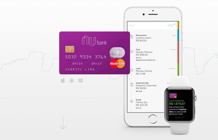 nubank 1 720x463 - Vale a pena ter um cartão de crédito Nubank?