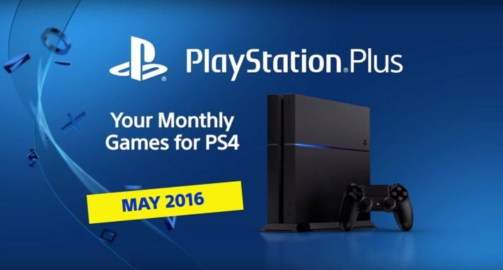PlayStation Plus maio 2016