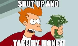 shut up and take my money 320x190 - Netflix confirma reajuste de preço e a possibilidade de oferecer conteúdo offline