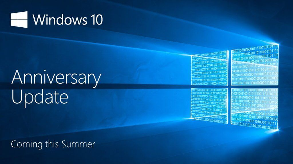 Confira as novidades do Windows 10 Anniversary Update