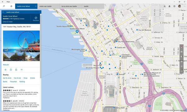 """windows 10 mapas 320x190 - Confira as novidades do Windows 10 """"Anniversary Update"""""""