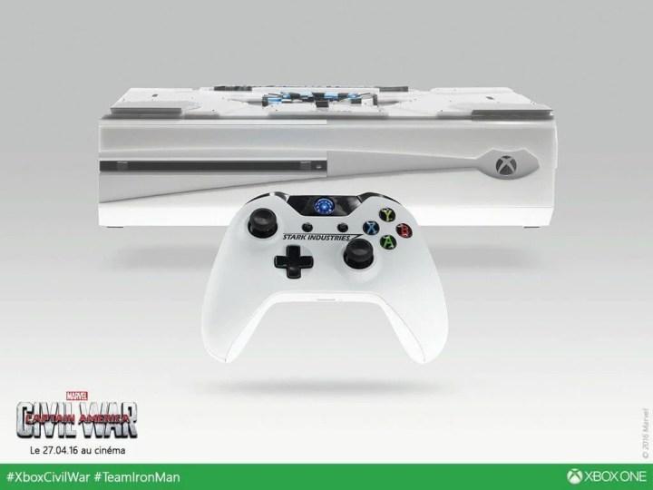 Xbox One Homem de Ferro #TeamIronMan 3