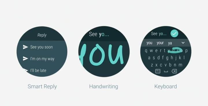 android wear 2 0 720x369 - Veja as principais novidades apresentadas pelo Google hoje