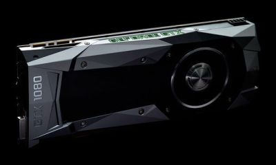 geforce gtx 1080 - Nvidia anuncia GeForce GTX 1080, mais rápida e potente que duas GTX 980