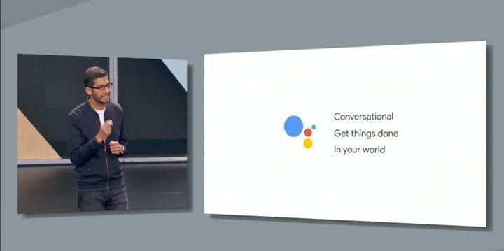 """google assistant 720x359 - """"Google Assistant"""" é anunciado, assistente permite que você converse com o Google"""