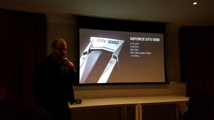 gtx 1080 720x405 - NVIDIA lança GeForce GTX 1080 e 1070 no Brasil; Confira os preços