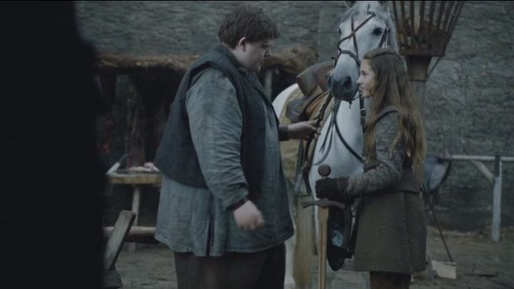 hodor e lyanna 720x405 - Análise do episódio 6×02 de Game of Thrones: Home
