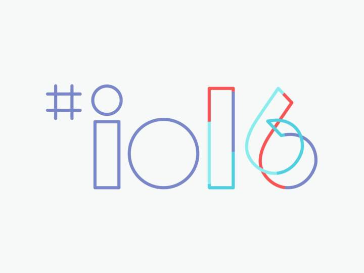 Google I/O 2016 - evento do Google para desenvolvedores