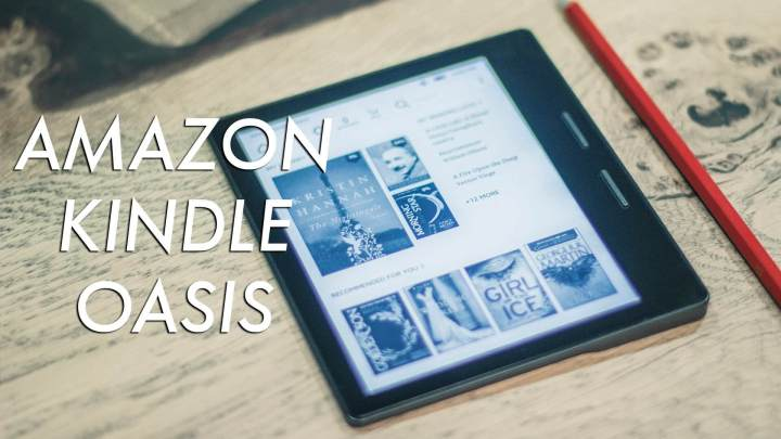 kindleoasisdestacada 720x405 - Review: Amazon Kindle Oasis