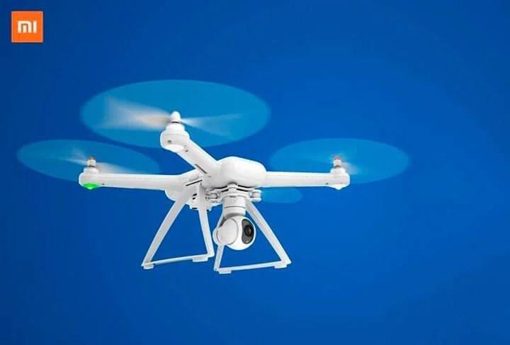 mi drone capa 720x487 - Xiaomi lança drone com câmera 4K e sistema de pouso automático