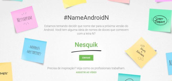 nome do android 720x338 - Veja as principais novidades apresentadas pelo Google hoje