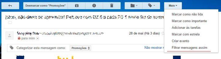 passo 1 720x193 - Tutorial: Como filtrar mensagens no Gmail