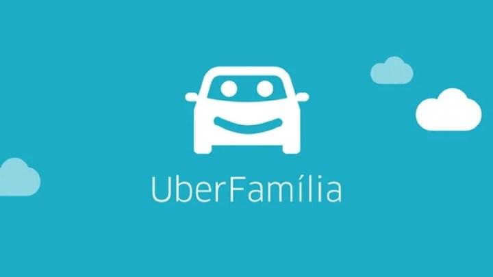 uber famlia 720x405 - Agora é possível acompanhar viagens de amigos e familiares no Uber