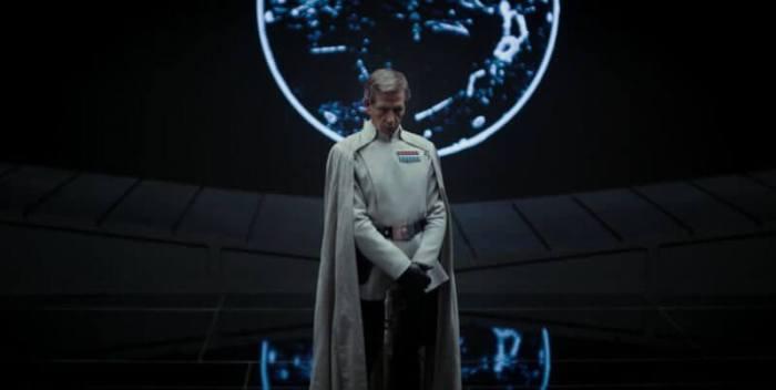 Diretor Orson Krennic, o grande vilão de Rogue One