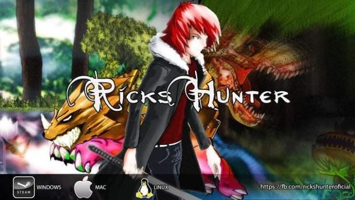 Ricks Hunter: jogo indie brasileiro