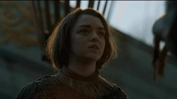 """arya teoria 11 - Teoria: O que aconteceu com Arya Stark em """"Game of Thrones""""?"""