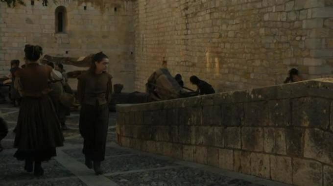 """arya teoria 3 - Teoria: O que aconteceu com Arya Stark em """"Game of Thrones""""?"""