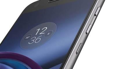 moto z side angle - Novo aparelho da Motorola tem imagens vazadas; confira