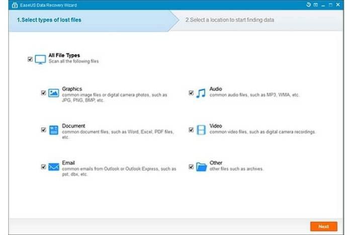 smt EaseUS Data Recovery Wizard Free screenshots 720x480 - Recupere arquivos deletados com o EaseUS Data Recovery Wizard Free