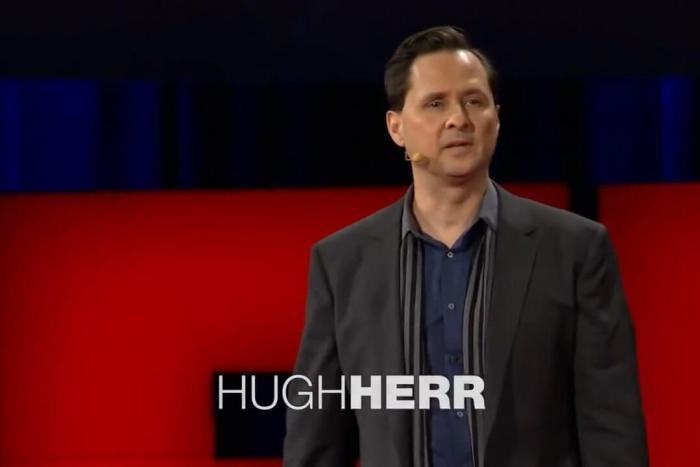 smt Hugh Herr Apresentacao 720x480 - TED Talks: Hugh Herr mostra que o homem biônico já existe