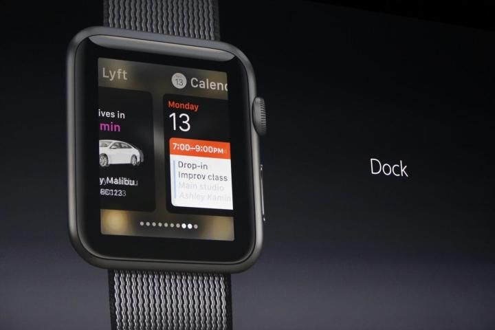 smt applewatch p3 720x480 - WWDC 2016: Mais rápido e intuitivo, Apple Watch apresenta novas funções do watchOS 3
