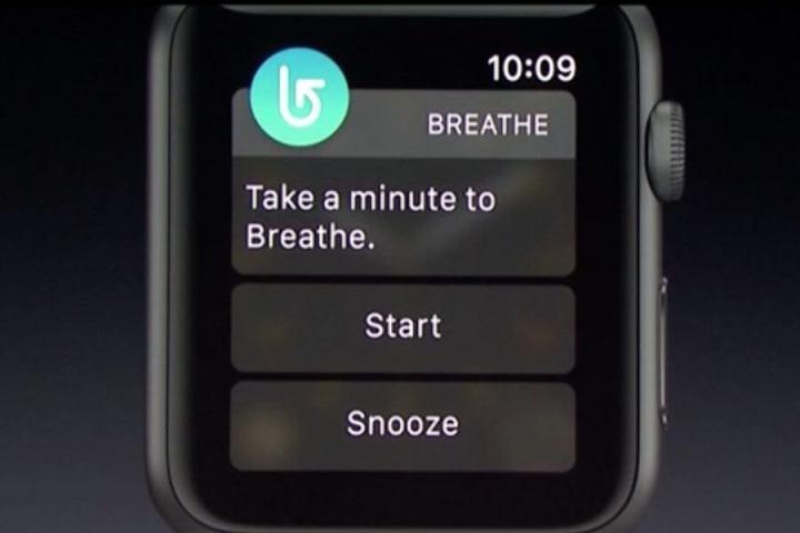 smt applewatch p4 720x480 - WWDC 2016: Mais rápido e intuitivo, Apple Watch apresenta novas funções do watchOS 3