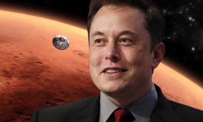 smt elonmusk marsmusk - Elon Musk planeja missão tripulada para Marte em menos de dez anos