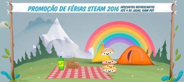 steam summer sale 720x322 - Segure sua carteira: a promoção de férias Steam 2016 começou