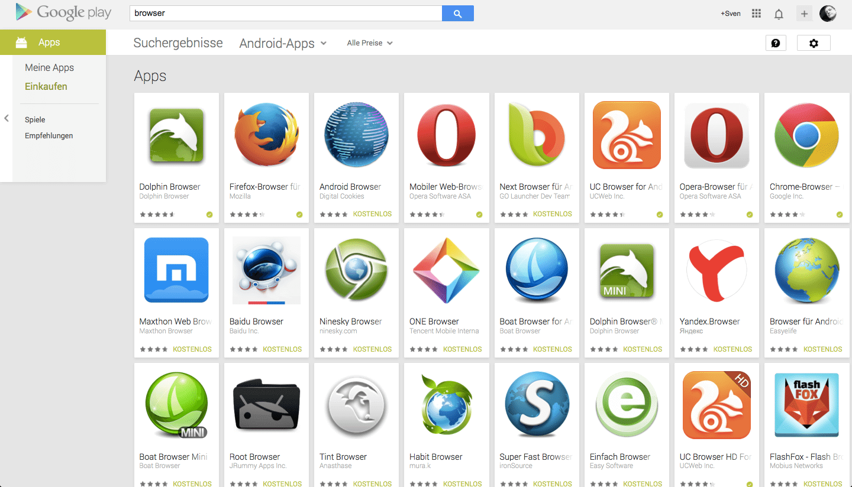 b862c9fc0 Os melhores navegadores para smartphones Android