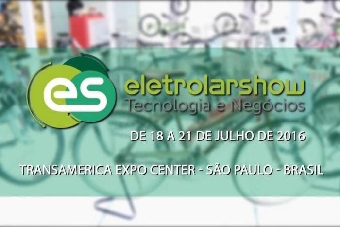 Eletrolar Show 2016 - Evento