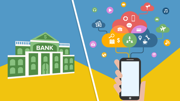 Os Bancos e as fintechs