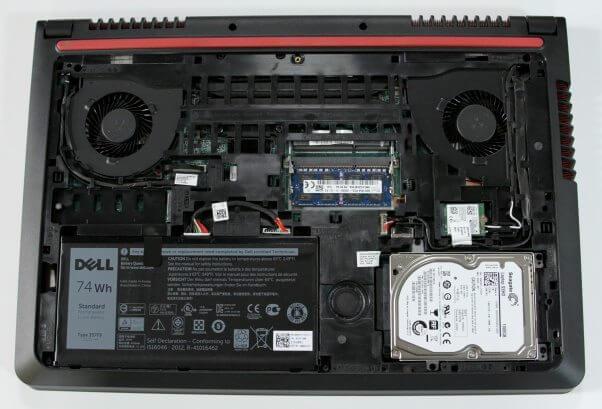IMG 4114 - Review: Dell Inspiron 15 Gaming Edition - Portátil e Potente
