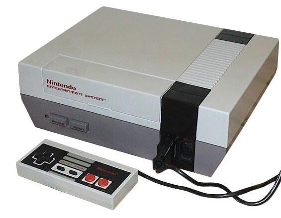 NES vai ser lançado novamente