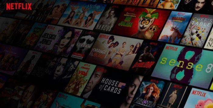 Netflix, serviço de streaming de conteúdo