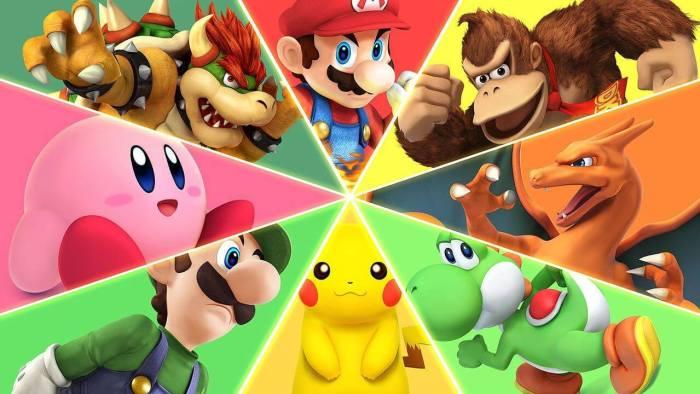Nintendo Super Smash Bros Wii U 8PlayerSSBCharacters 2 720x405 - Ações da Nintendo despencam após investidores perceberem que ela não é dona de Pokémon Go