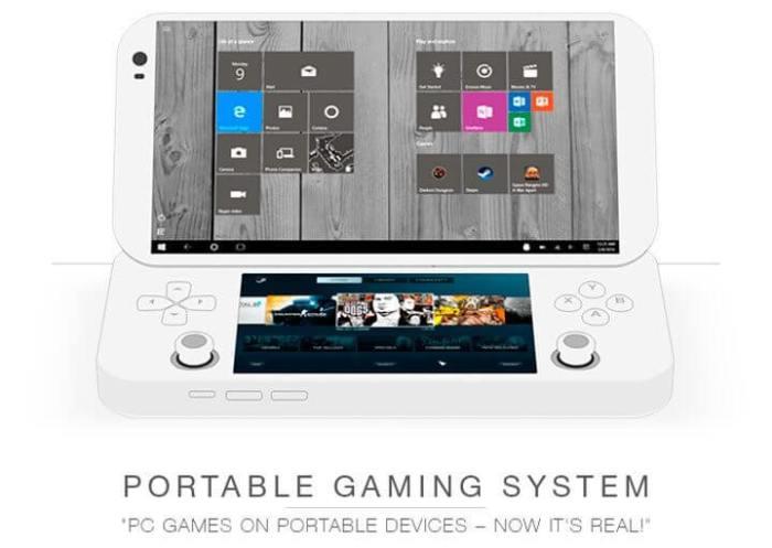 PGS console portatil 720x511 - Financie isto: PGS, o console portátil que roda jogos de PC