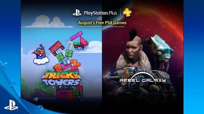 PlayStation Plus agosto 2016