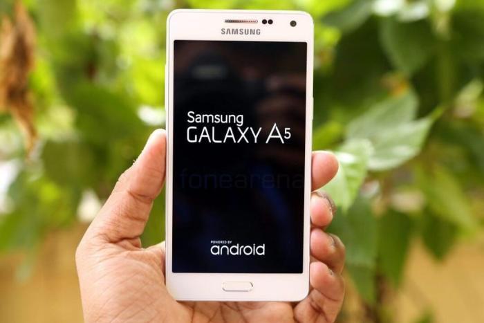 Smartphone Galaxy A5 Duos