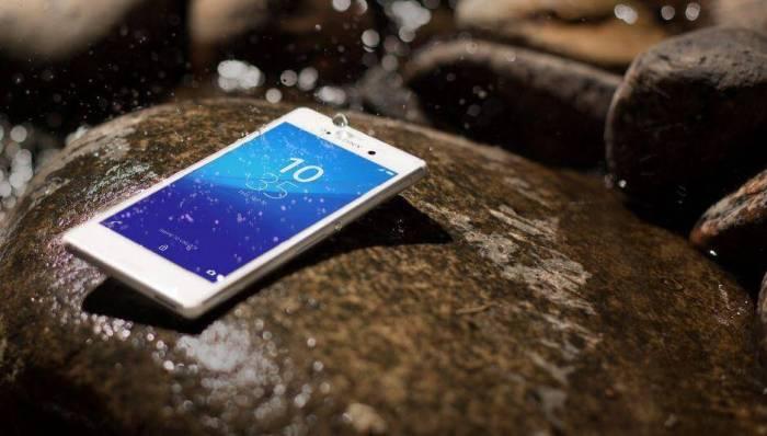 Smartphone Xperia M4 Aqua