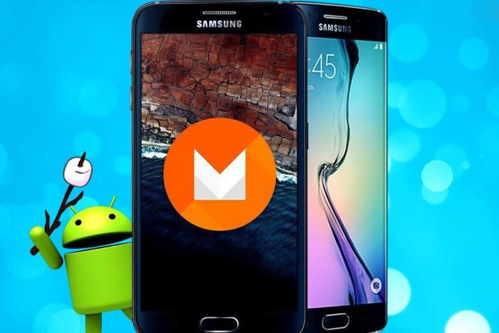 Dispositivos Samsung com Android Marshmallow