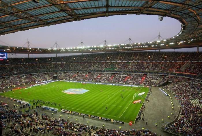 Stade de France, palco da final da UEFA Euro 2016