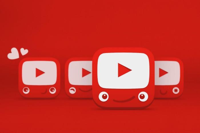 YouTube Kids traz um novo design voltado para crianças