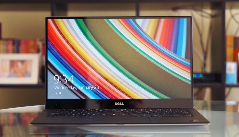 Dell XPS - Tela 1