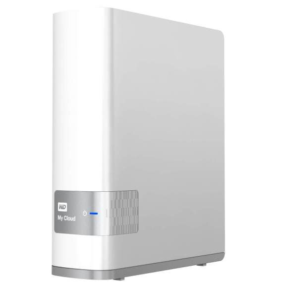 wd my cloud nas