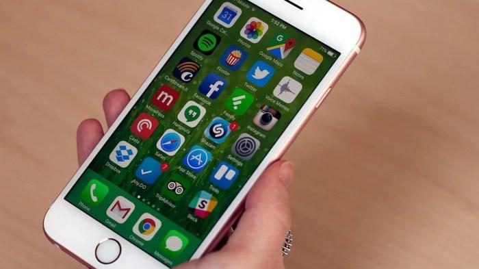 Próximo iPhone não terá mais o botão inicial físico