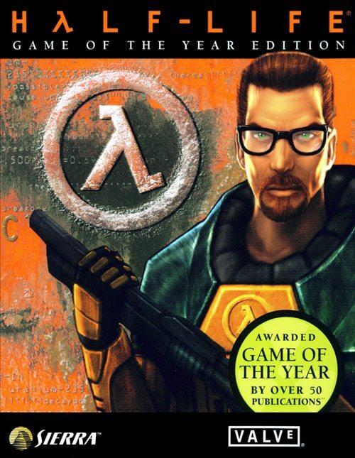 Half Life 1 PC - 15 Jogos clássicos para PC que você deveria conhecer e jogar