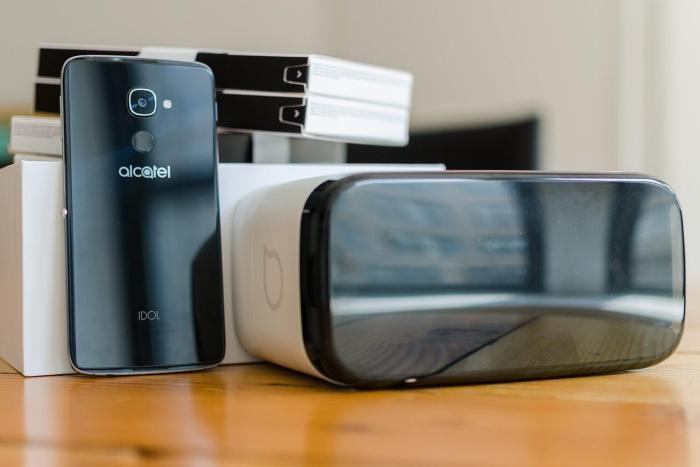 IDOL4 P0 720x480 - Alcatel lança IDOL4 com óculos de realidade virtual no Brasil