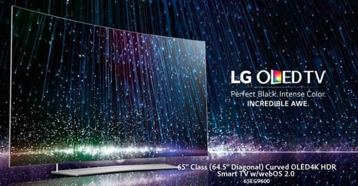 LG OLED HDR 720x375 - IFA 2016: novas TVs OLED da LG com tecnologia HDR serão apresentadas na feira